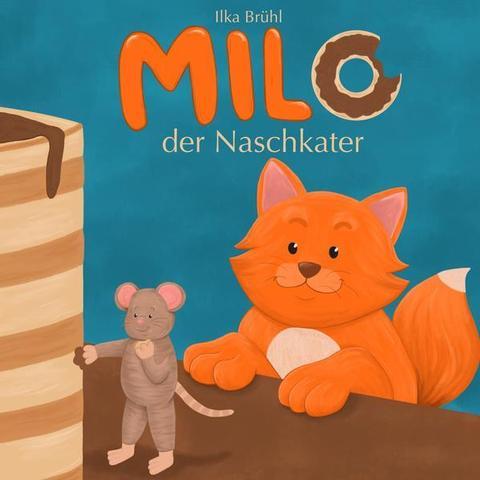 Milo der Naschkater